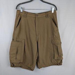 Plugg men's cargo shorts size 32